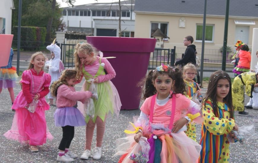 Carnaval des écoles 2018