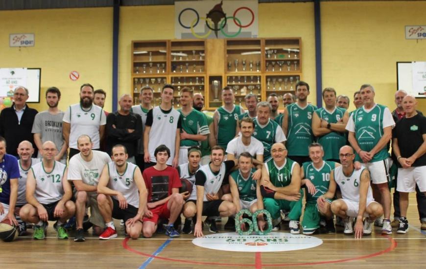 Avenir de la jeunesse de Cagny Basket-ball