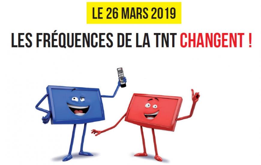 Fréquences TNT