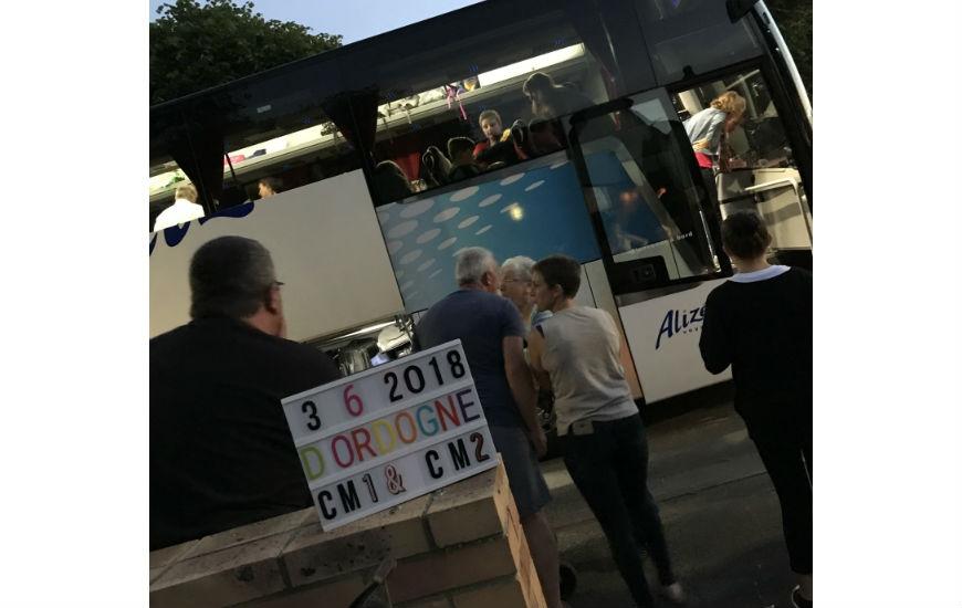 Voyage en Dordogne 2018
