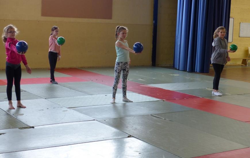 Gym expression
