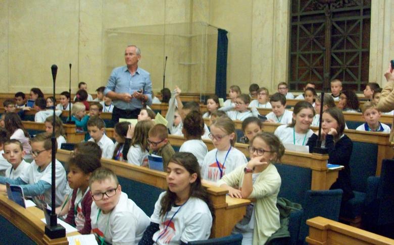 Parlement des enfants