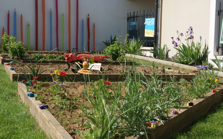 L'art au jardin 2018