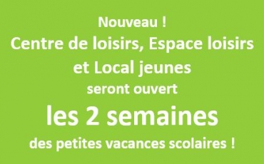 Centres cagny 2 semaines